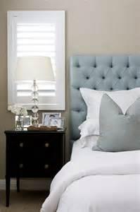 Blue Upholstered Headboard Best 25 Blue Headboard Ideas On Navy Headboard Navy Bed And Master Bedroom Wood Wall