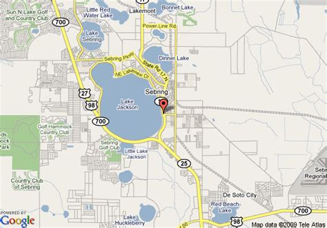 where is sebring florida on map map of kenilworth lodge sebring