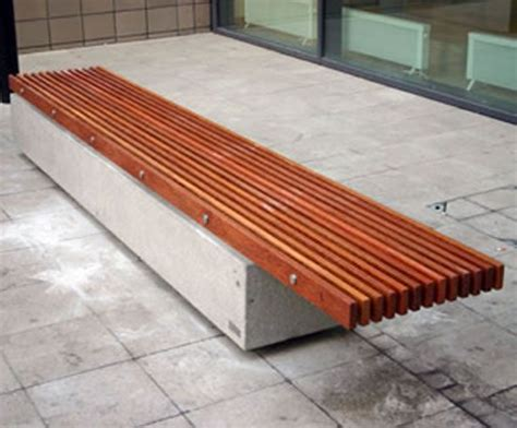 concrete and wood bench 154 best images about public bench on pinterest discover