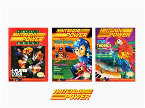 Its One Of Those Issues by The Box Nintendo Power Nintendo