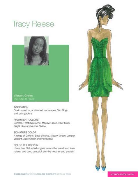 2008 Color Forecast by Pantone Fashion Color Report 2009 Nitrolicious
