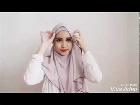 youtube tutorial shawl chiffon elfira loy hijab tutorial wide chiffon shawl youtube