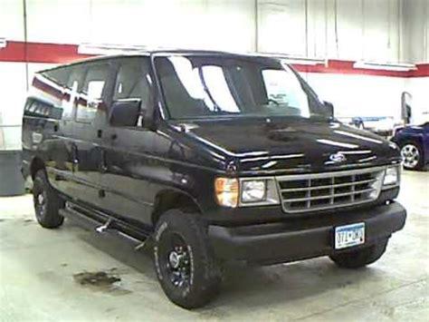 manual cars for sale 1996 ford econoline e250 navigation system 1996 ford econoline van youtube