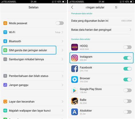Hp Oppo Warna Biru cara menonaktifkan aplikasi sementara di hp oppo androotools