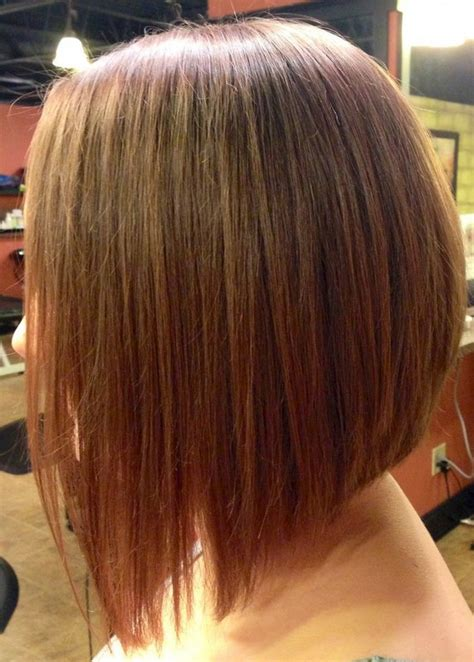 inverted bob vs a line bob medium length inverted bob hairstyles pictures