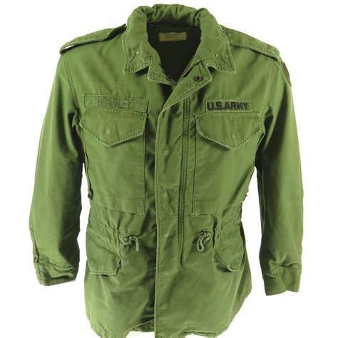 Jaket Parka Pria Hrcn Unknown Army Green H 2027 Bahan Baby Canvas vintage 50s korea war era us army m 1951 field jacket coat