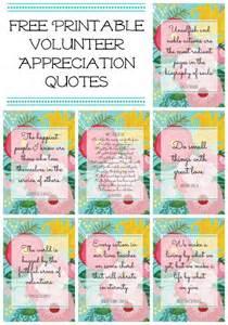 Quotes 11 magnolia lane free printable volunteer appreciation quotes
