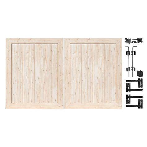 pro veranda veranda pro series 5 ft w x 6 ft h white cedar vinyl