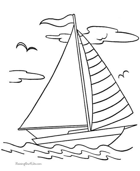 coloring page house boat boat coloring pages for kids coloring home