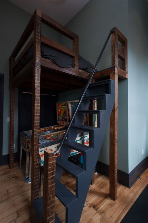 one bedroom with loft plans modern diy art designs stupendous loft bed plans diy decorating ideas images in