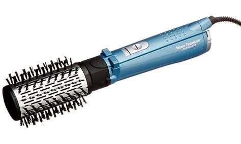 Babyliss Hair Dryer Living Social babyliss pro nano titanium 2 quot rotating air brush