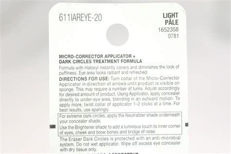 Maybelline Instant Age Rewind Eraser Circle maybelline instant age rewind circle eraser in light