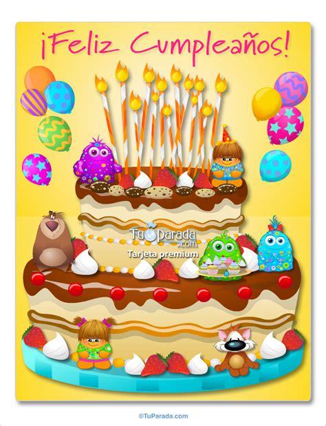 imagenes feliz cumpleaños tortas torta gigante de feliz cumplea 241 os saludos gigantes tarjetas