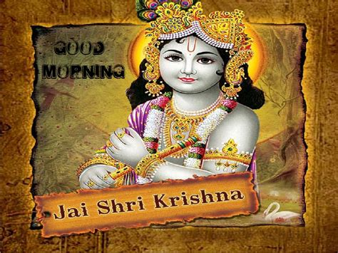 krishna images good morning good morning jai shri krishna images download festival