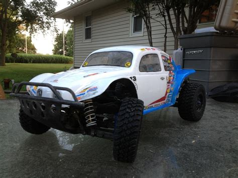 baja buggy 4x4 traxxas slash ultimate 4x4 baja bug roller r c tech forums
