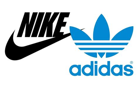 imagenes nike vs adidas the story of nike vs adidas savoir flair