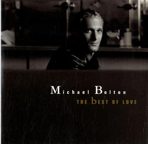 Bolton Records Michael Bolton The Best Of Australian Cd Single Cd5 5 Quot 96108