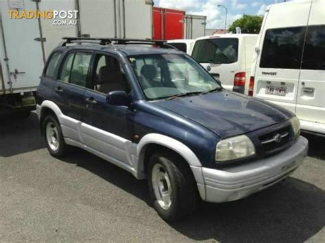 Suzuki Grand Vitara For Sale Qld 1998 Suzuki Grand Vitara 4x4 4d Wagon For Sale In