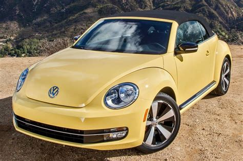 volkswagen beetle convertible used 2014 volkswagen beetle for sale pricing features