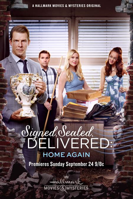 home 2017 movie signed sealed delivered home again 2017 full movie