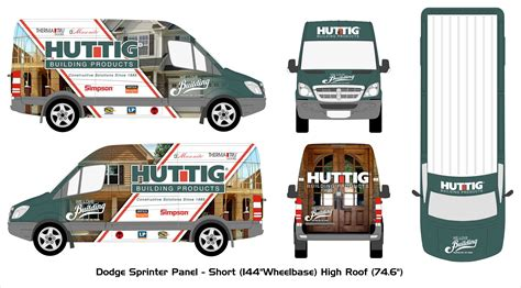 van graphics design vehicle custom graphic design signs of seattle