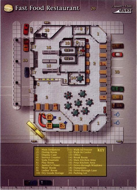 rpg floor plans 99 best shadowrun floorplans maps images on