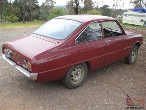 genuine mazda r100 coupe rolling shell with 10a parts