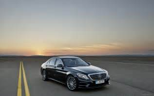 mercedes s class 2014 widescreen car