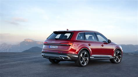 Audi Q7 2020 Facelift by Audi Q7 Facelift 2020 Teknikens V 228 Rld