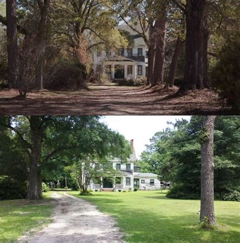 the conjuring house then now movie locations the conjuring