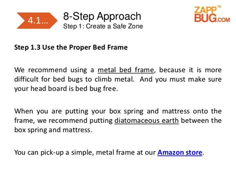 can bed bugs climb metal how to get rid of bed bugs