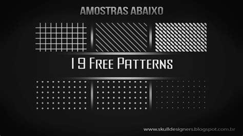 pattern in photoshop cs6 luxo create pack 19 padr 245 es patterns photoshop cs6