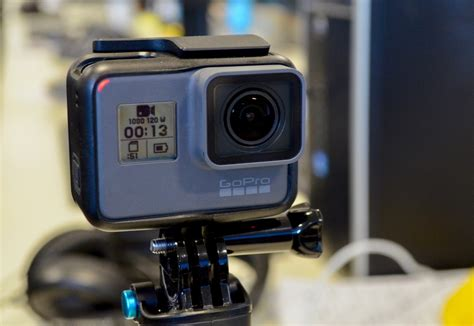 Gopro 5 Second gopro hero5 black review gets waterproofing and voice controls