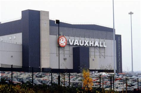 vauxhall luton why general motors is keeping its faith in vauxhall s