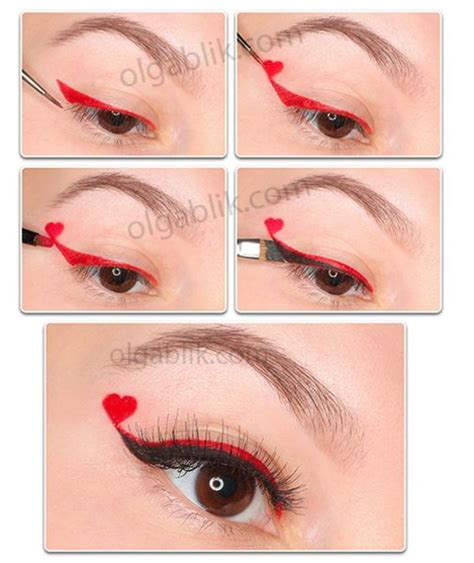 valentines makeup 17 s day makeup ideas for who don t wear