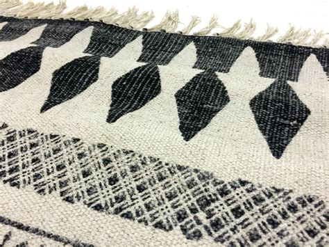 black white and grey rugs rag rugs marrakech black grey white rag rugs