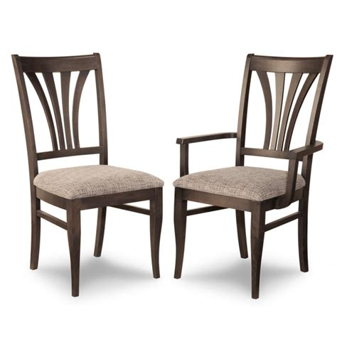 verona dining chair home envy furnishings solid wood