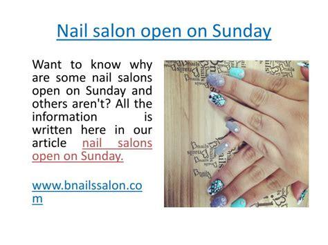 hairdressers dunedin open sunday ppt spa pedicure near me powerpoint presentation id