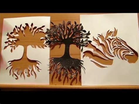 Best Paper To Make Stencils - 56 best crafts paper cutting images on
