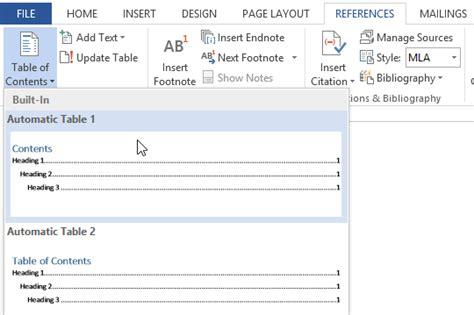 how do you add a contents page in word 2010 how to create a table of contents in word 2010 word tips how to create a table of contents in word