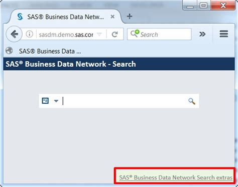 Network Search Four Ways To Conduct A Web Search For Business Terms With Sas Business Data Network