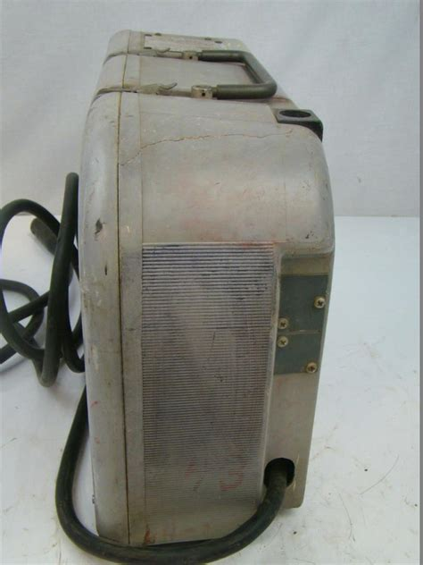 lincoln electric wire feeder lincoln electric semiautomatic wire feeder 24vdc ln 25 ebay