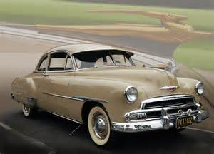 51 chevrolet deluxe by bill dutting