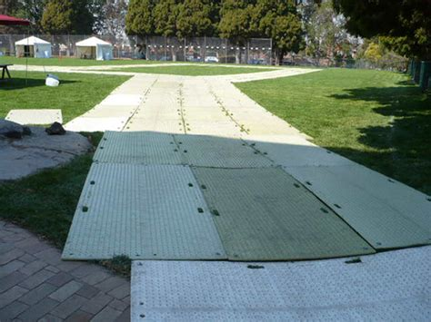au section 314 trac mats 28 images ground access hire ground