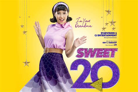 film komedi sweet 20 sweet 20 kental akan komedi dengan drama yang membumi