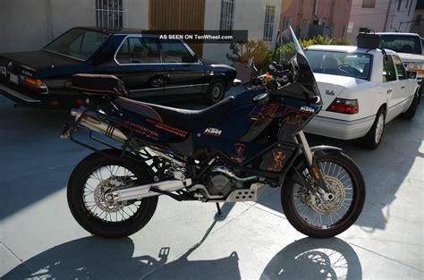 2004 Ktm 950 Adventure Specs 2004 Ktm 950 Adventure