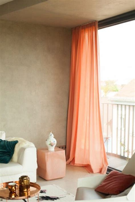 peach colored kitchen curtains 12 best images about color2015 on pinterest copper