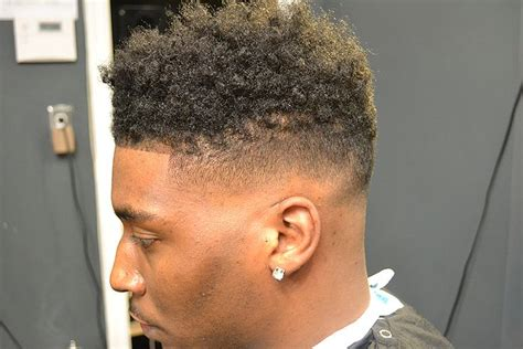 high top fade haircut black mens hair curly newhairstylesformen2014 curly high top fade nappy tapper pinterest high tops