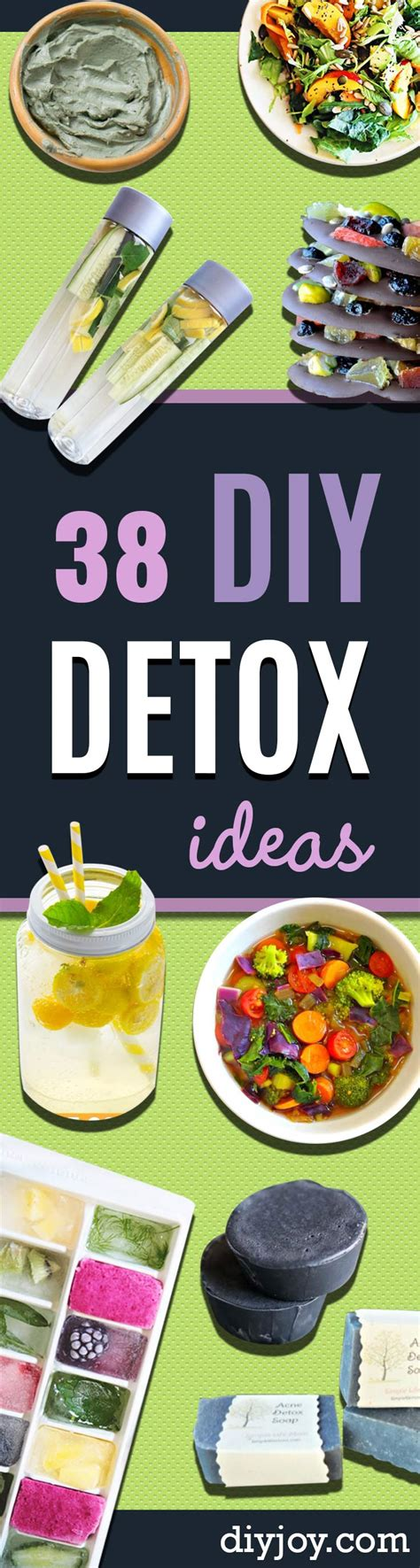 Detox Mask Make You Out At Firstr by 38 Diy Detox Ideas