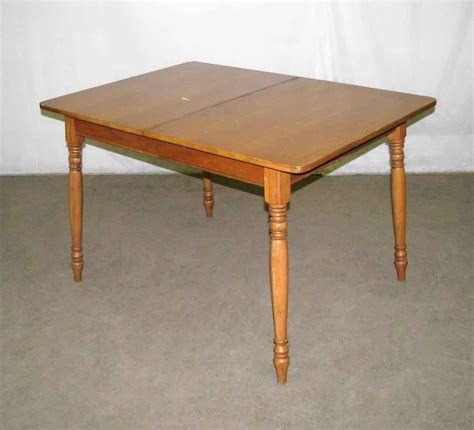 extendable small wooden dining table olde things